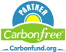 GreenEcoSavers is a CarbonFree Partner of Carbonfund.org